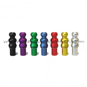 Embouts alu pour clearomizer EGO