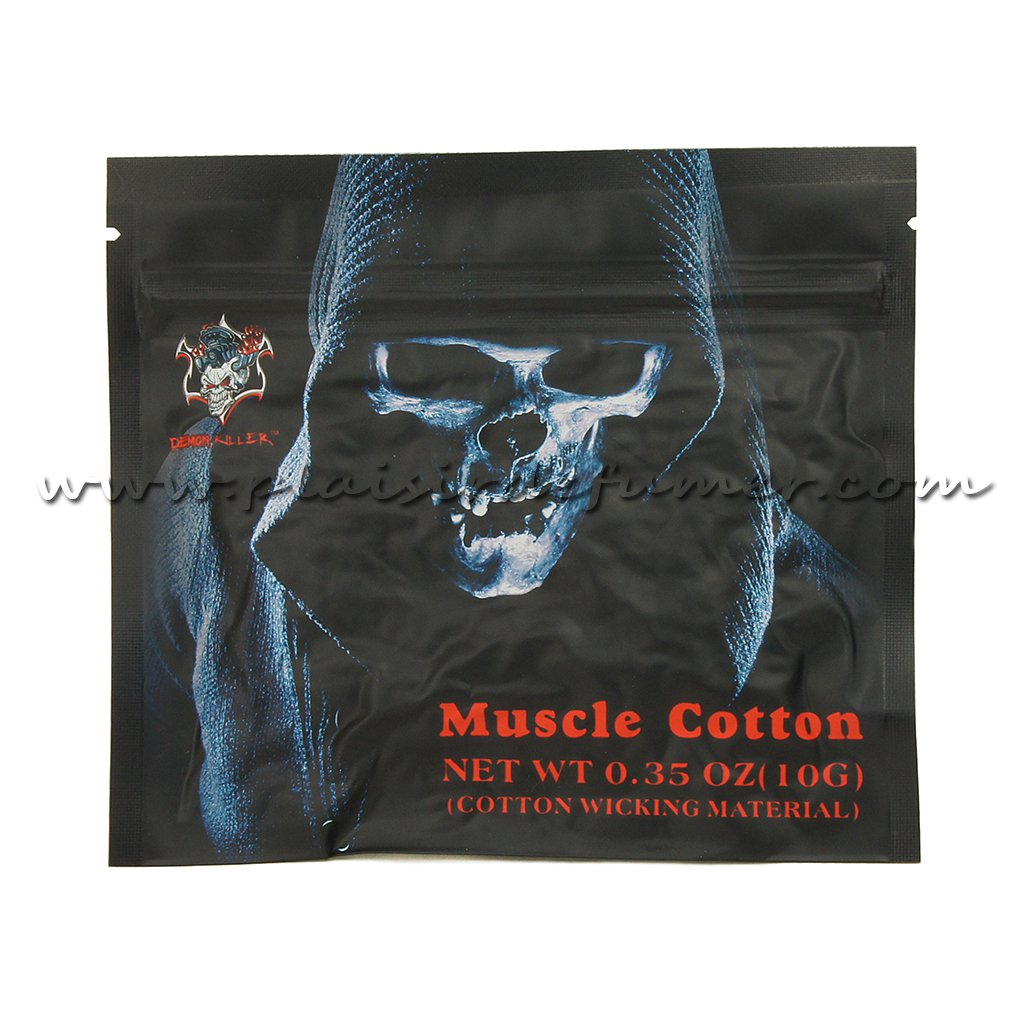 Muscle Cotton 10G - DEMON KILLER