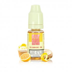 Fat Lemon Cake - FAT JUICE FACTORY - PULP