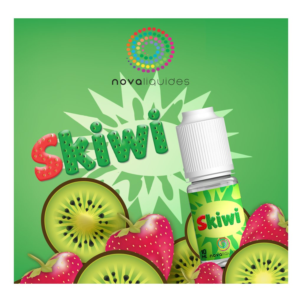 Skiwi - NOVA LIQUIDES - 10ml