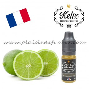 Citron vert - KELIZ e-liquide