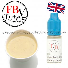 Crème vanille - FBV JUICE