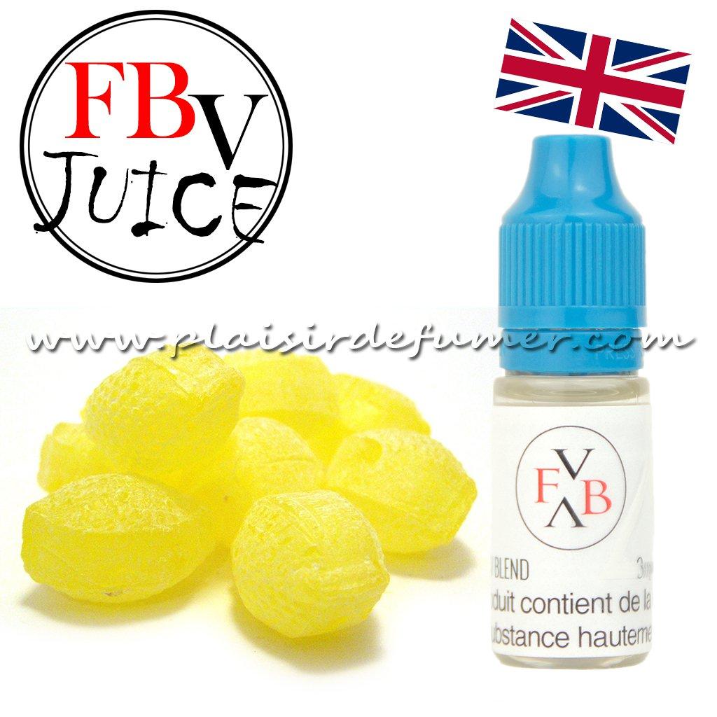 Lemon sherbet - FBV JUICE