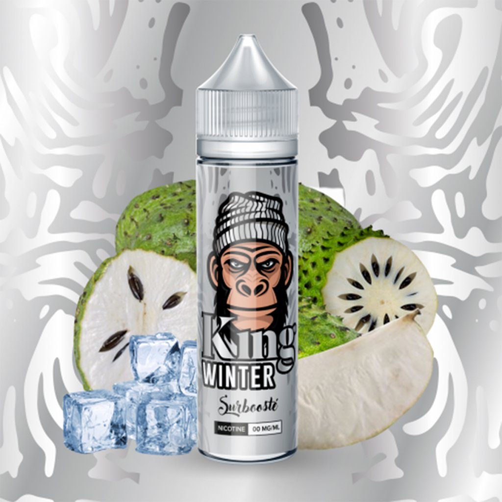 Winter - KING - 50ml
