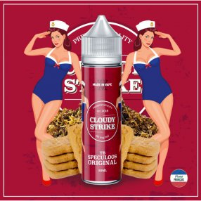 TB Speculoos original - CLOUDY STRIKE - 50ml