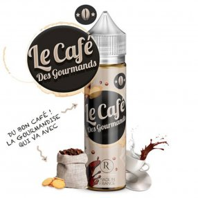 Le café des gourmands - REVOLUTE - 50ml
