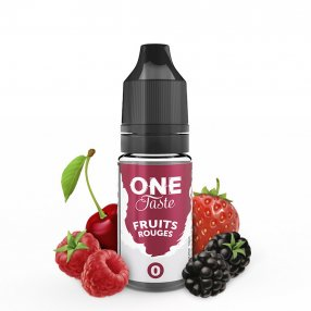 Fruits rouges - ONE TASTE - ETASTY - 10ml