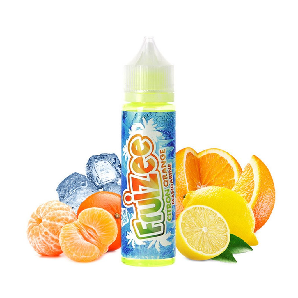 Citron orange mandarine 50ml - Fruizee - ELIQUID FRANCE
