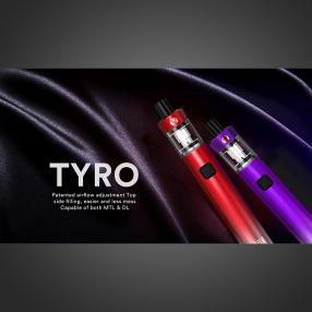 Kit TYRO 1500mah - VAPTIO