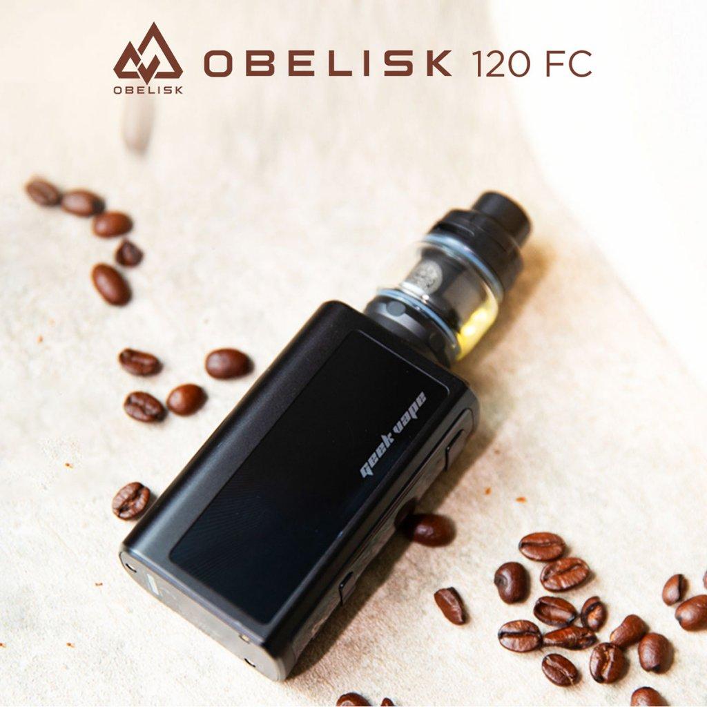 Kit Obelisk 120 FC Z + Fast Charger - GEEKVAPE